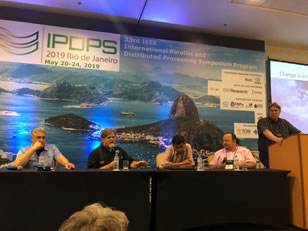 Wednesday Panel at IPDPS 2019